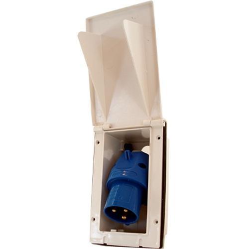 Klappstol MI SS48 plast (uten pute) Nettbåt AS