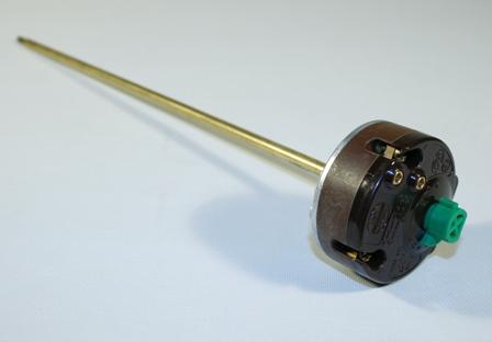 Høiax varmtvannsbereder termostat